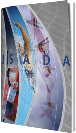 2013_USADA_Annual_Report_Cover