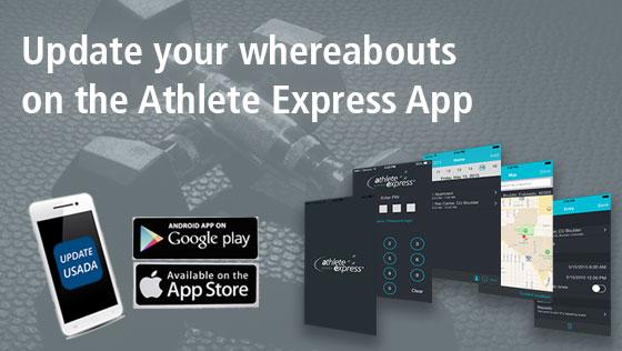 Athlete-Express-App