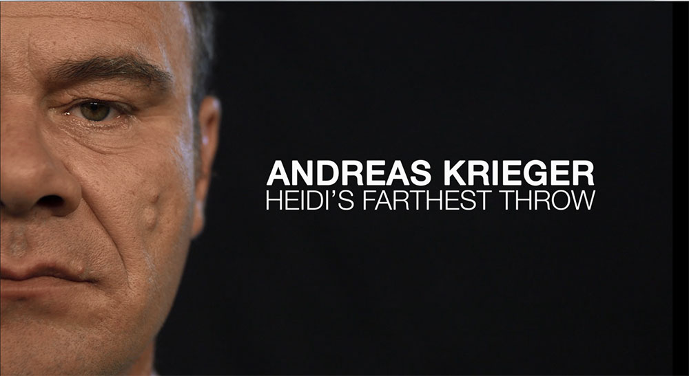 """The """"Andreas Krieger Story"""" Selected for Film Awards   USADA"""