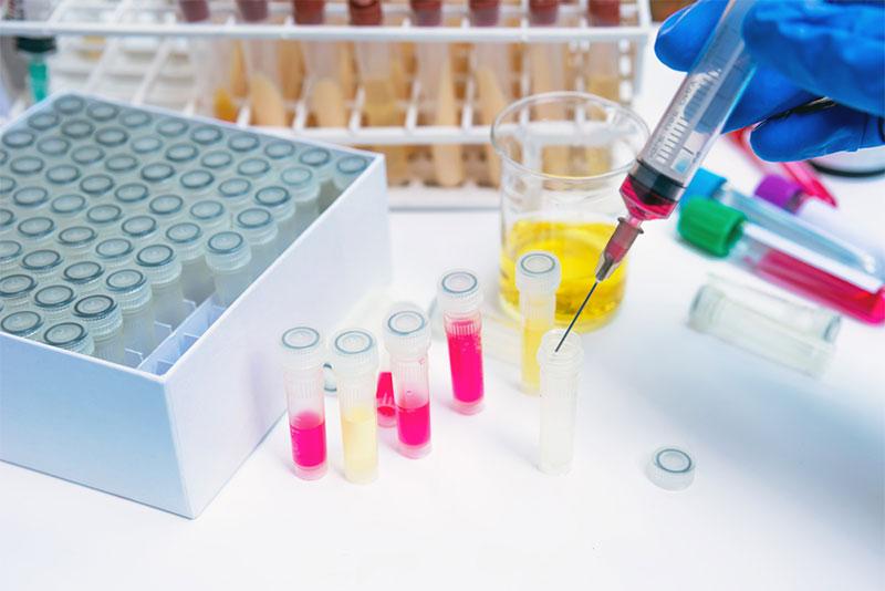 retest stored samples